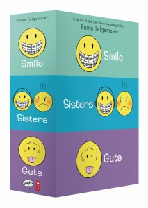 SMILE SISTERS GUTS GN BOX SET
