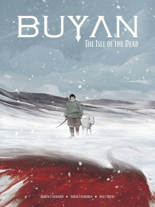 BUYAN GN VOL 01 ISLE OF DEAD