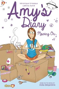 AMYS DIARY HC VOL 03 MOVING ON