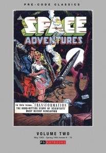 SILVER AGE CLASSICS SPACE ADVENTURES HC VOL 02