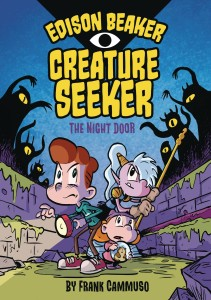 EDISON BEAKER CREATURE SEEKER YR GN VOL 01 NIGHT DOOR