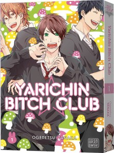 YARICHIN BITCH CLUB GN VOL 01