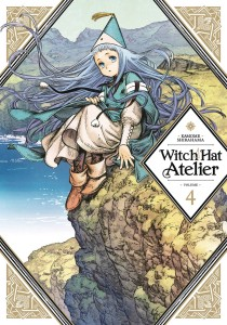 WITCH HAT ATELIER GN VOL 04