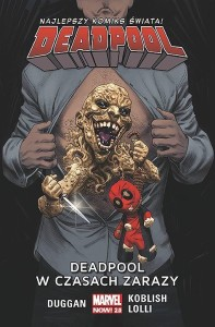 Deadpool Vol 2 Tom 6 Deadpool w czasach zarazy