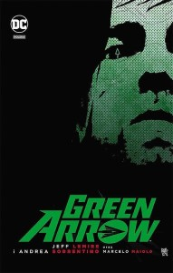 DC Deluxe Green Arrow