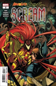 ABSOLUTE CARNAGE SCREAM #2 (OF 3)