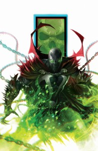 SPAWN #301 CVR G VIRGIN MATTINA