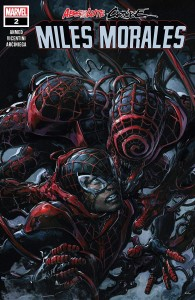 ABSOLUTE CARNAGE MILES MORALES #2 (OF 3)