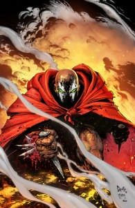 SPAWN #301 CVR C VIRGIN CAPULLO