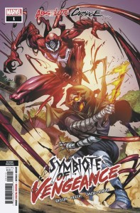 ABSOLUTE CARNAGE SYMBIOTE OF VENGEANCE #1 2ND PTG VAR AC