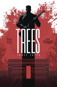 TREES THREE FATES #4 (OF 5)