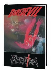 DAREDEVIL ELEKTRA LOVE & WAR GALLERY EDITION HC