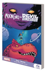 MOON GIRL AND DEVIL DINOSAUR GN TP FULL MOON