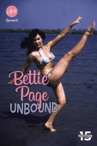 BETTIE PAGE UNBOUND #9 CVR E PHOTO