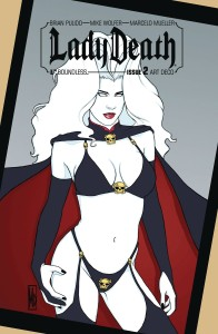 LADY DEATH #2 ART DECO VARIANT