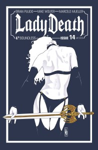 LADY DEATH #14 ART DECO VARIANT