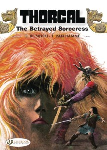 THORGAL GN VOL 00 BETRAYED SORCERESS