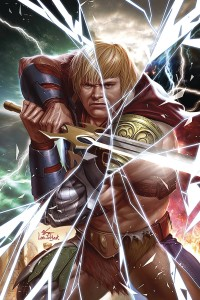 DF HE MAN & MASTERS OF MULTIVERSE #1 SGN SEELEY