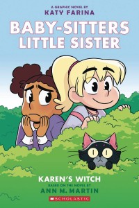 BABY SITTERS LITTLE SISTER HC GN VOL 01 KARENS WITCH