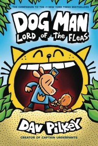 DOG MAN HC GN W DUST JACKET 05 LORD OF FLEAS