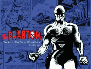 PHANTOM ART OF GHOST WHO WALKS HC