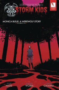 STORM KIDS MONICA BLEUE WEREWOLF STORY #1 (OF 5)