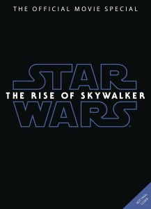 STAR WARS RISE SKYWALKER OFFICIAL MOVIE SPECIAL PX ED