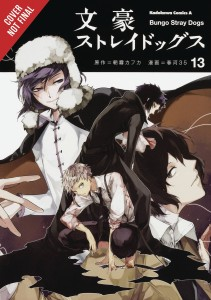 BUNGO STRAY DOGS GN VOL 13