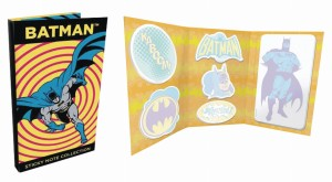 BATMAN STICKY NOTE COLLECTION