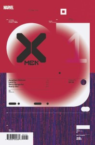 X-MEN #1 MULLER DESIGN VAR DX