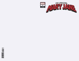 AMAZING MARY JANE #1 BLANK VAR