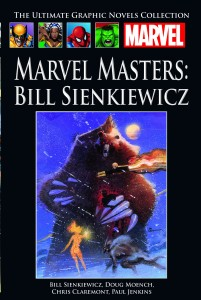 MARVEL COMICS GN COLL VOL 210 HC MARVEL MASTERS BILL SIENKIEWICZ