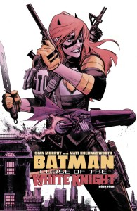 BATMAN CURSE OF THE WHITE KNIGHT #4 (OF 8)