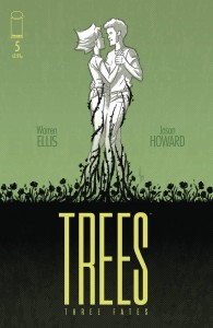 TREES THREE FATES #5 (OF 5)
