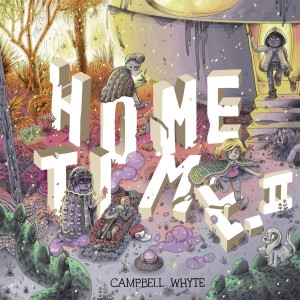 HOME TIME HC VOL 02 BEYOND THE WEAVING