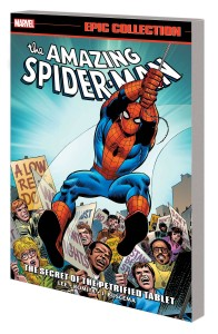 AMAZING SPIDER-MAN EPIC COLLECTION TP SECRET OF PETRIFIED TABLET
