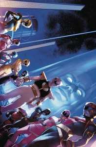 MIGHTY MORPHIN POWER RANGERS #47 CVR A CAMPBELL