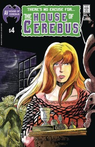 HOUSE OF CEREBUS ONE SHOT