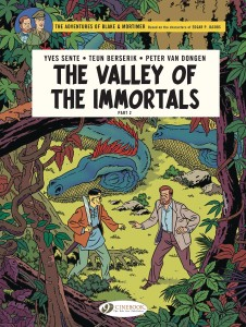 BLAKE & MORTIMER GN VOL 26 VALLEY OF IMMORTALS PT 2 ARM MEKONG