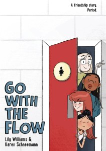GO WITH THE FLOW HC GN