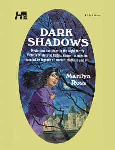 DARK SHADOWS PAPERBACK LIBRARY NOVEL 01 DARK SHADOWS