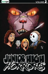 JUNIOR HIGH HORRORS TP VOL 02