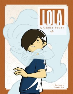 LOLA A GHOST STORY SC GN
