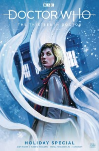 DOCTOR WHO 13TH HOLIDAY SPECIAL TP