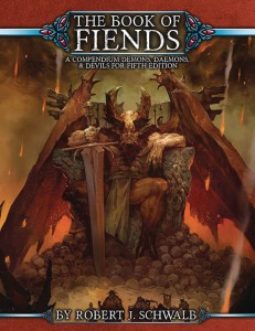 BOOK FIENDS D&D 5E HC