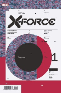 X-FORCE #1 MULLER DESIGN VAR DX