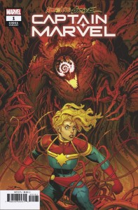 ABSOLUTE CARNAGE CAPTAIN MARVEL #1 CODEX VAR