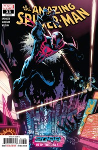 AMAZING SPIDER-MAN #33 AC