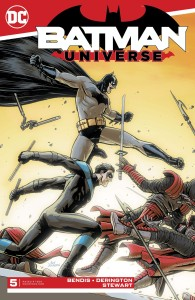 BATMAN UNIVERSE #5 (OF 6)
