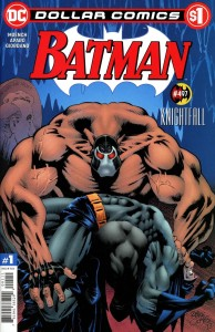 DOLLAR COMICS BATMAN #497